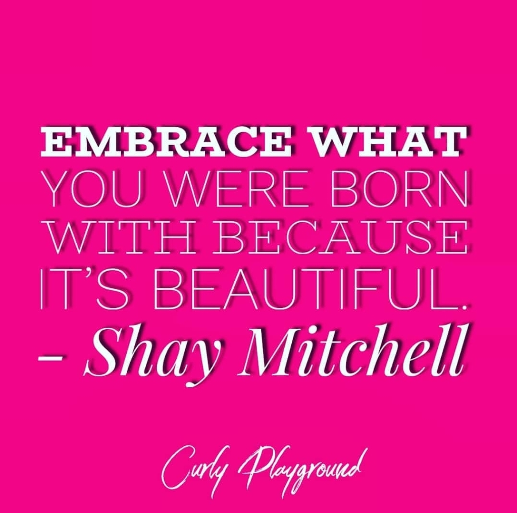 Shay Mitchell motivational quote